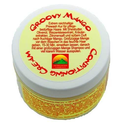 heymountain groovy mango conditioning cream haarkur. Black Bedroom Furniture Sets. Home Design Ideas