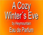 A Cozy Winter´s Eve by Heymountain Eau de Parfum