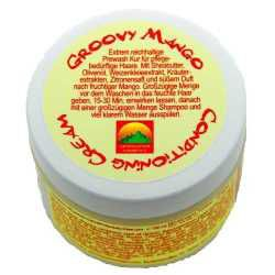 Groovy Mango Conditioning Cream 150 ml (Haarkur, Haarmaske, Haarconditioner)