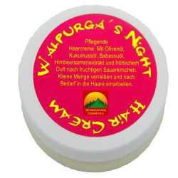 Walpurga´s Night Hair Cream 50 ml (moisturizing & nourishing hair treatment)