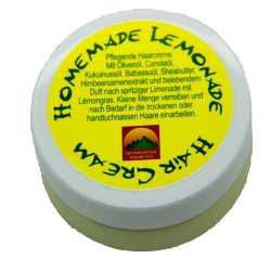 Homemade Lemonade Hair Cream 50 ml (pflegende Haarcreme)